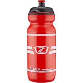 Zefal Premier Drinking Bottle Bike bottle red